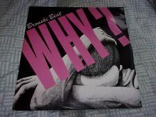 "Bronski Beat - Why 12"" Vinyl Record"