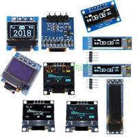 0.49/0.69/0.91/0.96/1.3'' inch OLED LCD Display IIC I2C/SPI Module For Arduino