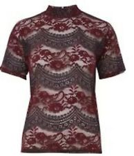 b young womens lace top Size XL {N66}