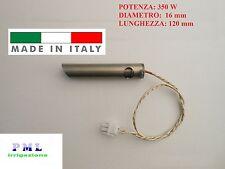 Candeletta accensione Stufa Pellet resistenza d.16x120 -350W ANSELMO COLA