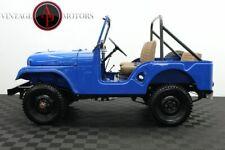 New listing 1961 Willys Jeep Cj5 Frame Off Restoration