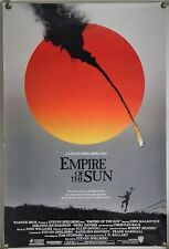 EMPIRE OF THE SUN ROLLED ORIG 1SH MOVIE POSTER JOHN ALVIN ART SPIELBERG (1987)