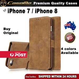 iPhone 8 Case, iPhone 7 Case Matteo Flip Wallet Cover Case