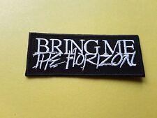 POP, ROCK, PUNK, METAL MUSIC SEW ON & IRON ON PATCH:- BRING ME THE HORIZON