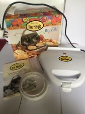 Breville Pie Magic - makes 2 pies - excellent condition