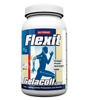 Nutrend Flexit Gelacoll 180 caps. collagen gelatin hydrolysate bones cartilage !