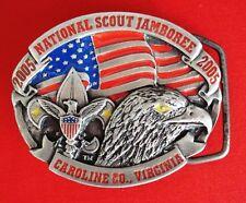 2005 National Boy Scout Jamboree Belt Buckle