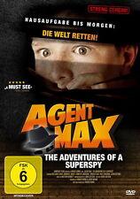 AGENT MAX - William B. Davis (DVD) *NEU OVP*