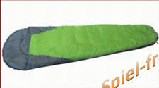 Komfort Jahreszeiten Mumienschlafsack Schlafsack mit Kapuze bis -12°C Camping