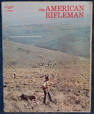 Vintage Magazine American Rifleman, SEPTEMBER 1973 !!MOSSBERG Model 472 RIFLE!!
