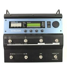 TC Helicon VoiceLive 1 Vocal Manipulation Pedal Harmonize Voice Floor Processor