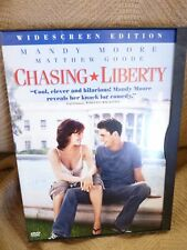 Chasing Liberty (DVD, 2004, Widescreen)