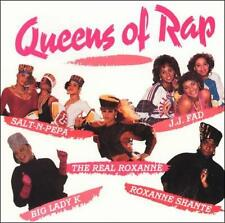 1 CENT CD VA - Queens of Rap salt-n-pepa, the real roxanne