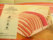 Home Comfort Down Alternative Comforter-King,  NWT $140-WOW Bargain!