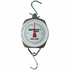Buffalo Outdoor MS550 550 Pound Capacity Hanging Scale