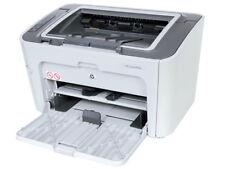 HP LaserJet P1505 Laser Printer, used toner