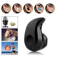 Mini Wireless Bluetooth 4.0 Stereo In-Ear Headset Earphone Earbud Earpiece Apple