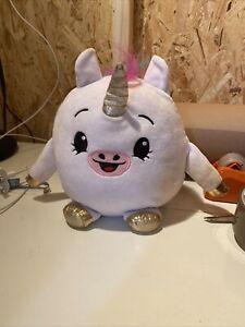 Pikmi Pop Dream the Stretch Unicorn Jumbo Plush Squishie Needs A Clean Rare