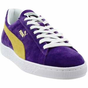 Puma Collectors Suede Classic Lace Up  Mens  Sneakers Shoes Casual   - Purple -