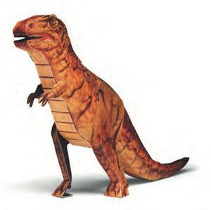 Cardboard Kit Model Dinosaur (Tyrannosaurus Rex) Limited edition