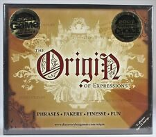 The Origin Of Expressions - GAME OF THE YEAR 2008 (Creative Child Magazine)