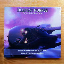 Deep Purple - Deepest Purple: The Very Best Of [CD/DVD], Remaster, New & Sealed