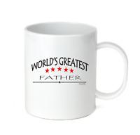 Coffee Cup Mug Travel 11 15oz World's Greatest Best Father Dad Worlds