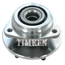 Wheel Bearing and Hub Assembly-4WD Front Timken 513084