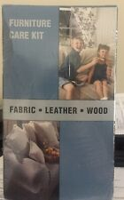 Stainsafe Furniture Care Kit Fabric Leather Wood New In Box