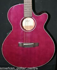 Cort SFX1E - Purple Electro Acoustic Limited Edition