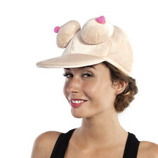 Casquette adulte seins drole humoristique accessoire chapeau deguisement nichons