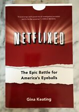 Netflixed By Gina Keating - Brand New