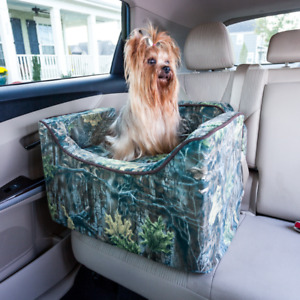 Luxury Lookout Dog Car Seats For Travel Safe Comfortable Security Straps Small