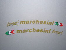 Ducati 916 996 998 999 1098 1199 Hypermotard Marchesini forged sticker gold