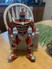 Bandai 1994 Mighty Morphin Power Rangers Evil Space Aliens Evil Lord Zedd Figure