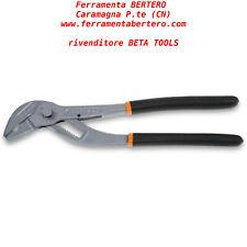 Pinza pinze regolabile Beta Tools 1047 240 mm con pulsante utensile idraulico
