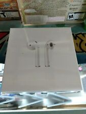 New listing Brand New Sealed Apple AirPods 2nd Generation with Charging Case - White