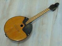 Domra Concert Prima original vintage Soviet Era folk Instrument  USSR