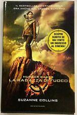 La ragazza di fuoco Hunger Games Suzanne Collins