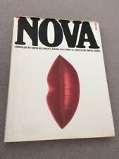 Hillman; Peccinotti; Gibbs NOVA 1965 - 1975 hardback 1993 Pavilion VG+ illustrat