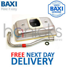 BAXI Combi 130 egli, 133 Egli Plus BRUCIATORE ASSEMBLY 245199 Genuine Part * NUOVO *
