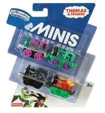 THOMAS & FRIENDS DC SUPER FRIENDS MINIS TRAIN 4 PACK