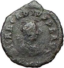 ARCADIUS 383AD Ancient Genuine Roman Coin Wreath  i25726