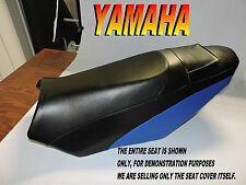 Yamaha Nytro Attak 2006-07 New seat cover Nitro ER GT Blue & Black 349B