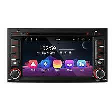 """RADIO DVD GPS ANDROID 8.1 SEAT LEON 3 BLUETOOTH WIFI CANBUS LCD TÁCTIL 7"""" 4K"""