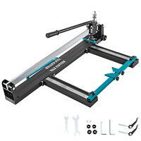 "31"" Manual Tile Cutter Laser Guide All Steel Precise Cutting Machine Handyman"
