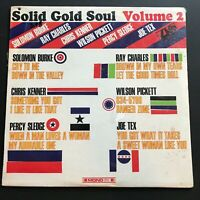 Various SOLID GOLD SOUL VOLUME 2 VOL LP SOLOMON BURKE etc 1967 SEALED MONO