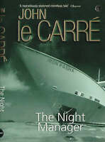 The Night Manager, John le Carre | Paperback Book | Good | 9780340597651
