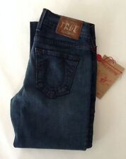 True Religion Regular Size Denim Boot Cut Jeans for Women