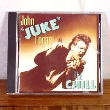 John Juke Jordan The Chill CD Album 1995 Razor & Tie